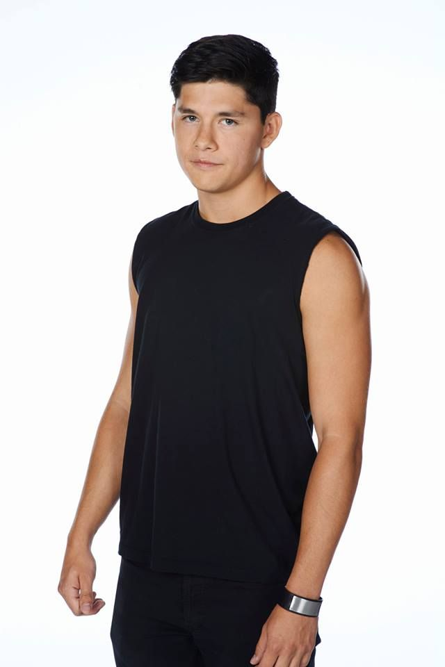 Ricardo Hoyos as (Zig) #Degrassi