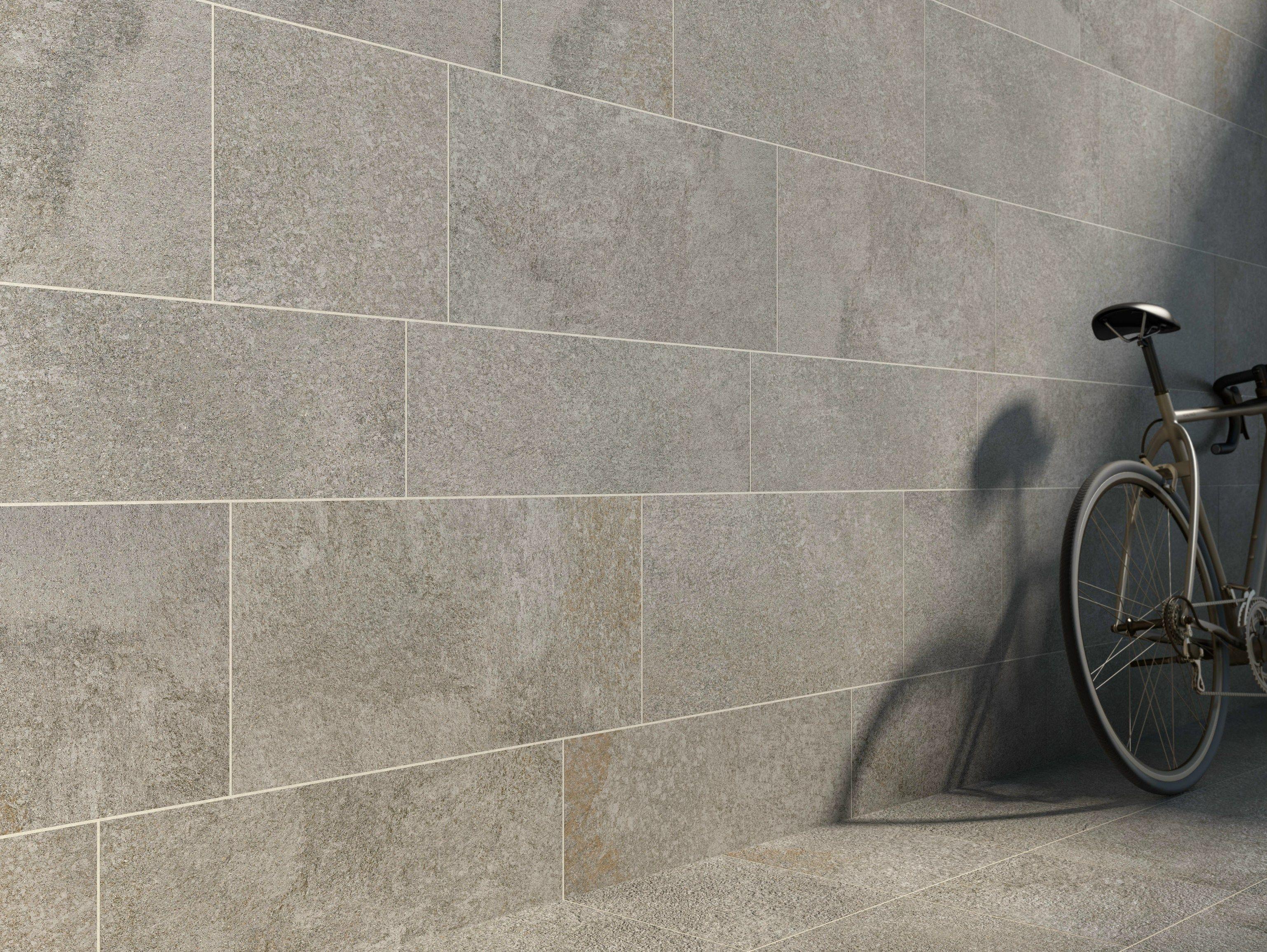 Porcelanato Pietra Buscar Con Google Espacio Cordova  ~ Baldosas Imitacion Piedra Para Paredes