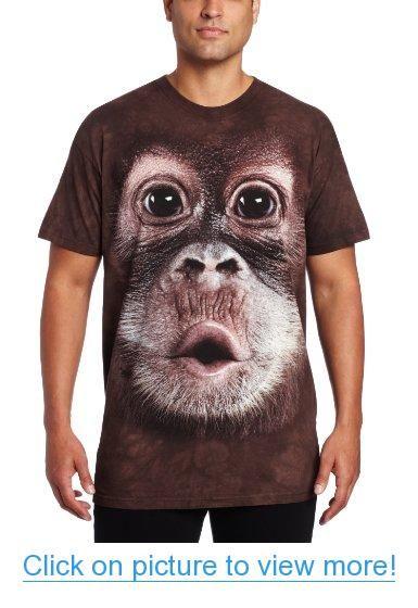 The Mountain Mens Big Face Baby Orangutan