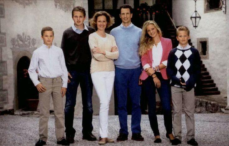 Image result for liechtenstein royal family