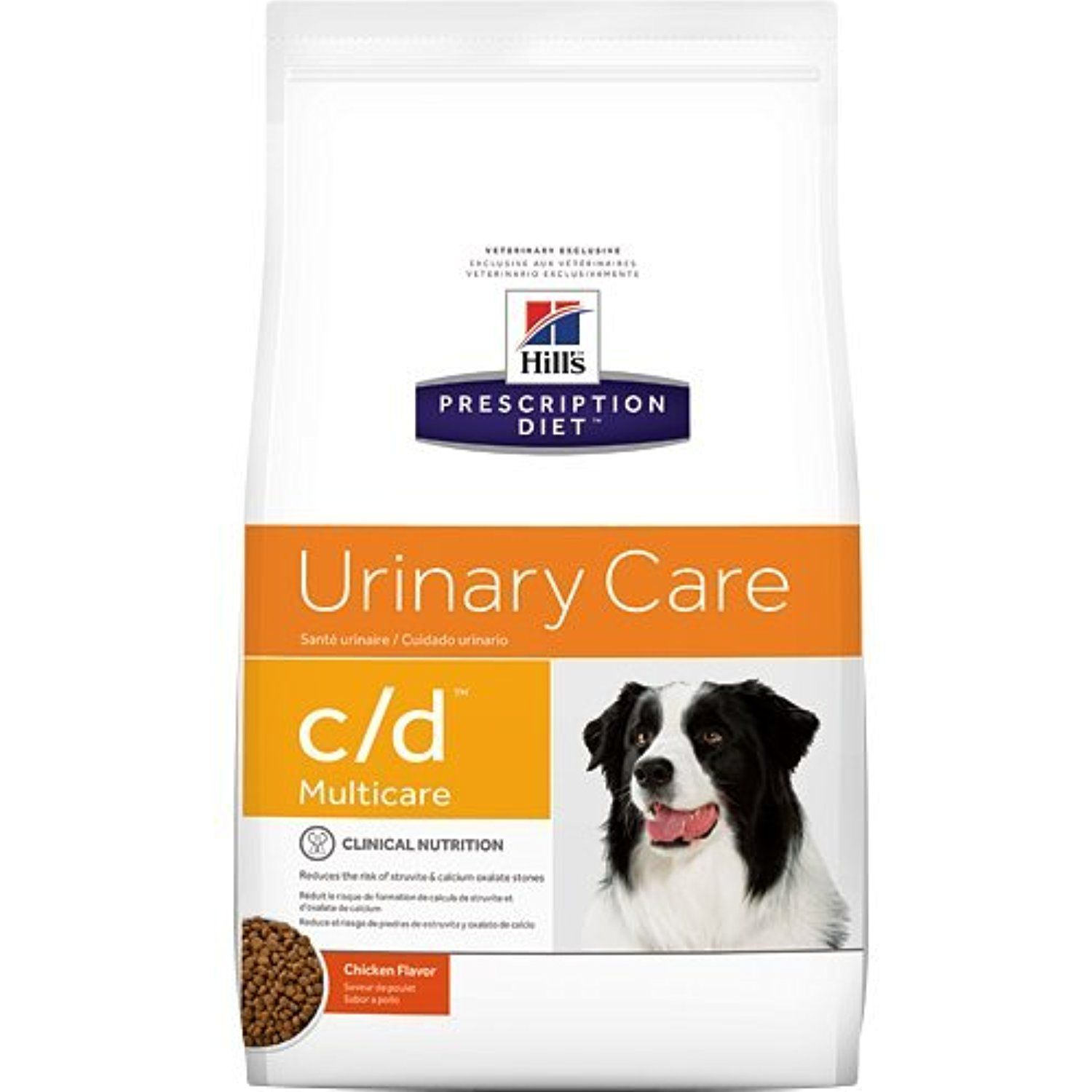 Hill S Prescription Diet C D Multicare Urinary Care Chicken Flavor Dry Dog Food 27 5 Lb You Could Get Hills Prescription Diet Dry Dog Food Dog Food Recipes