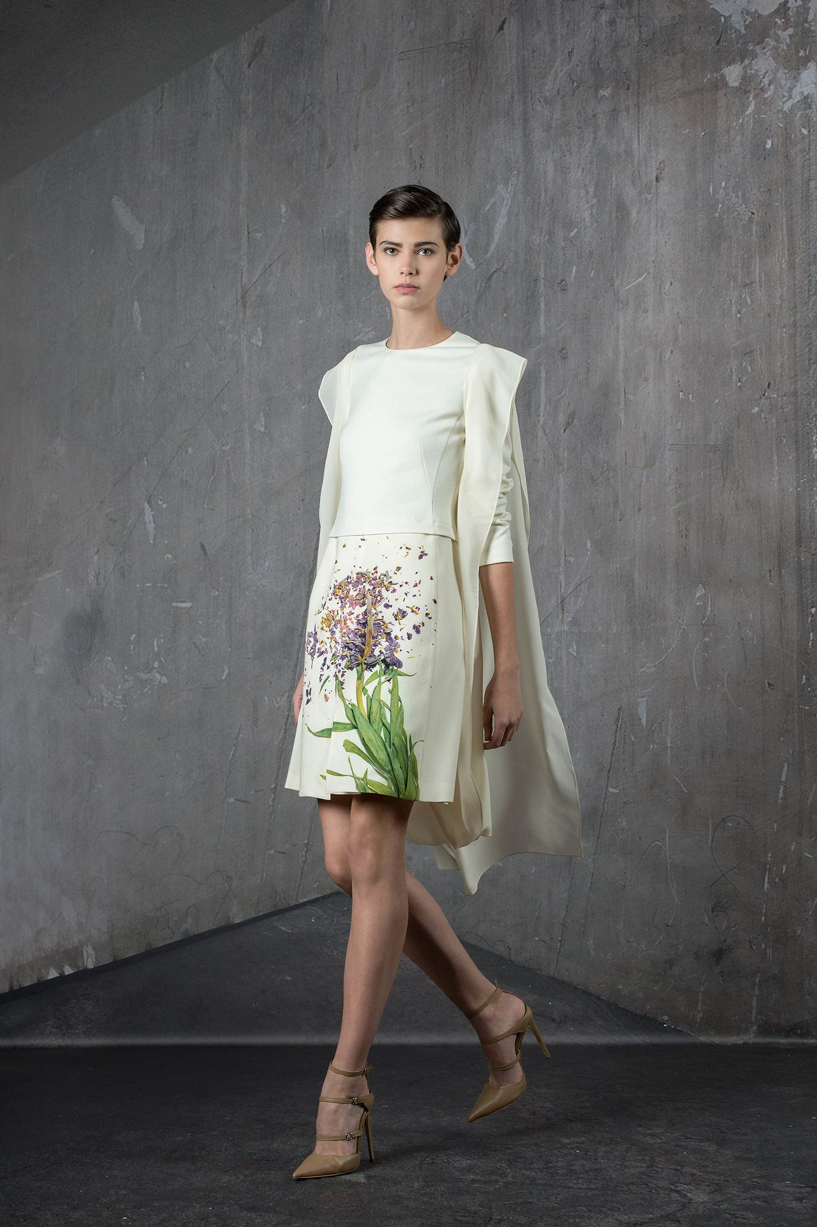 Akris Pre-Fall 2015 Runway – Vogue