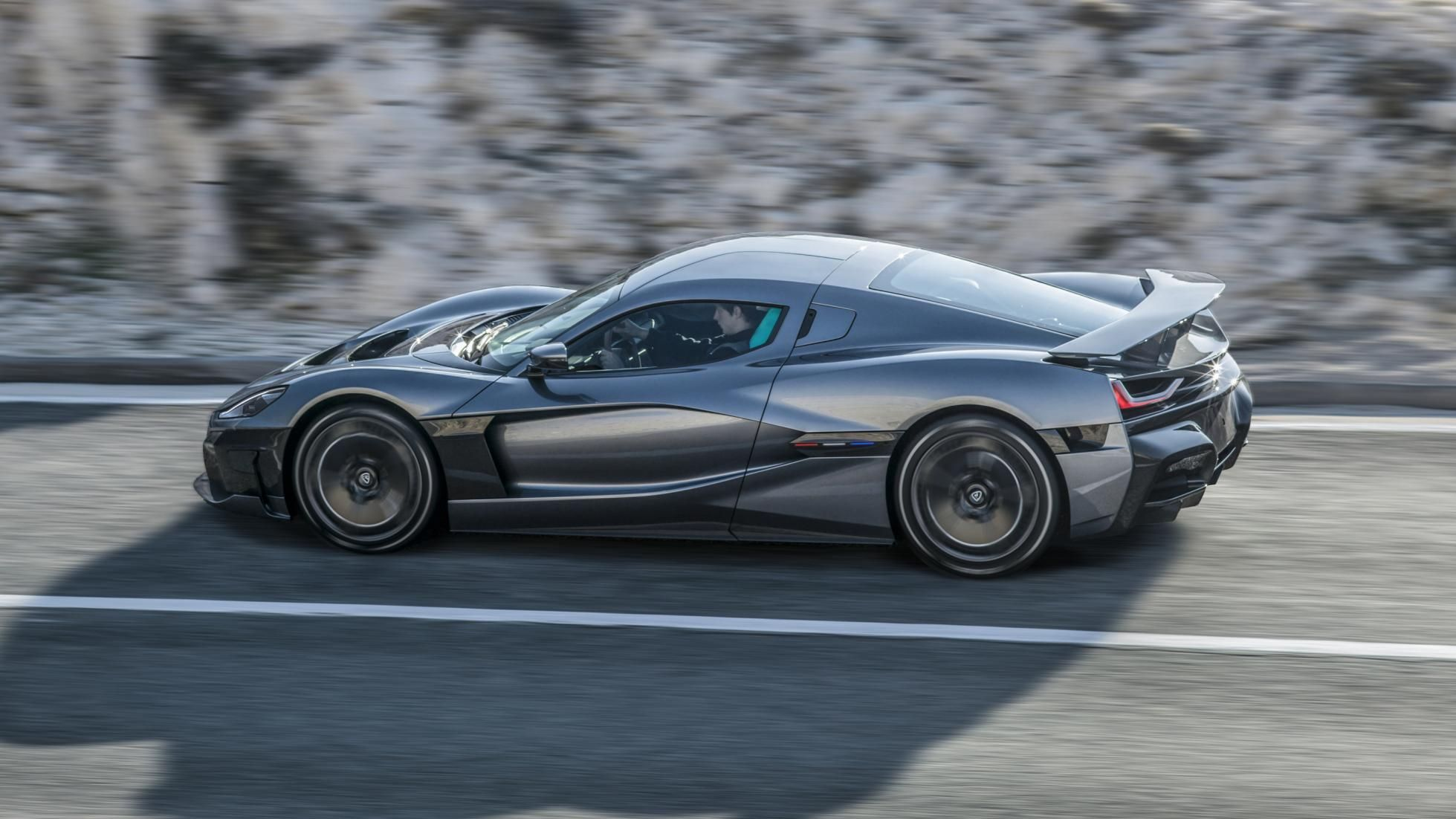 The Rimac C Two Is A 258mph Self Driving Electric Hypercar Electric Sports Car Electric Cars Super Cars
