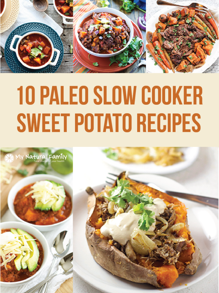Paleo Crock Pot Sweet Potato Recipes