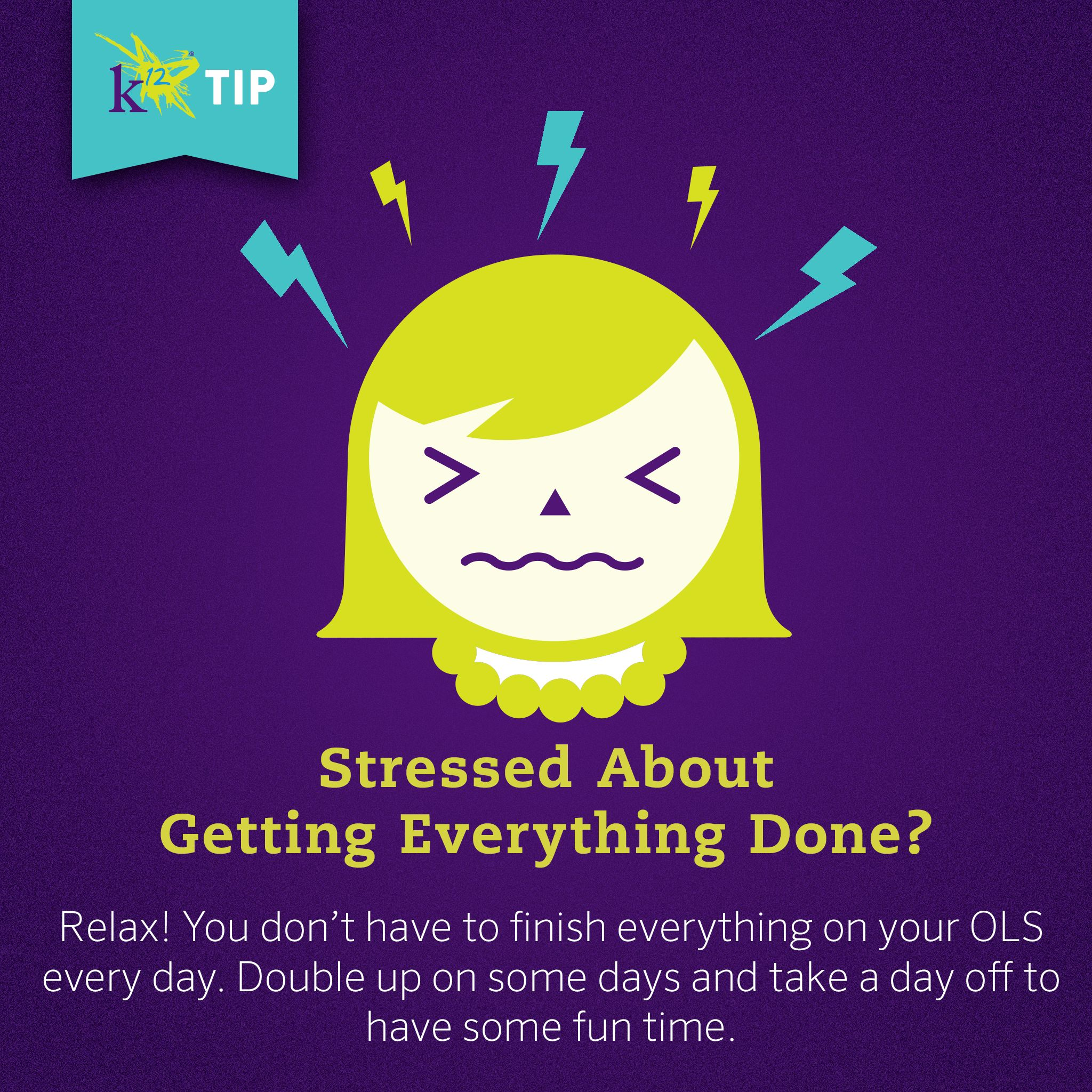 Are You Worried That You Re Not Getting It All Done With