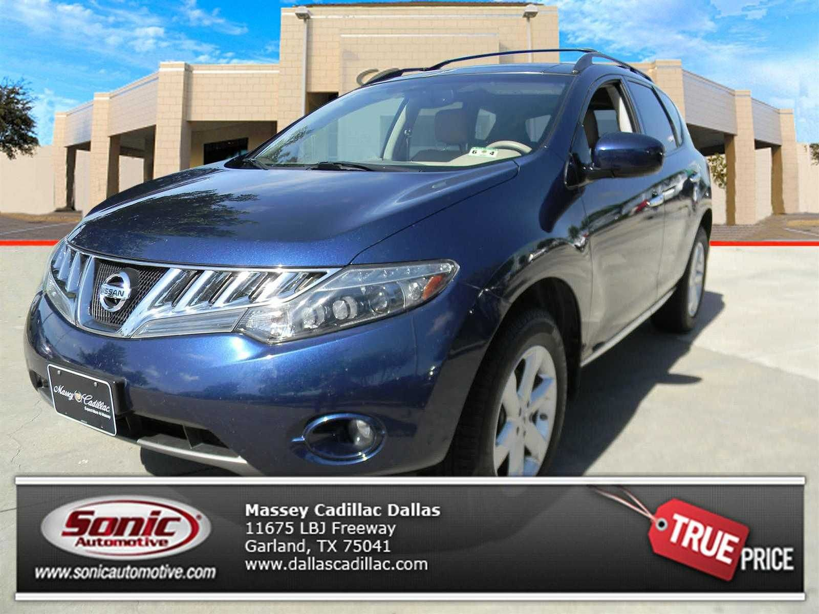 Preowned 2009 Nissan Murano SL (2WD 4dr SL) ForSale