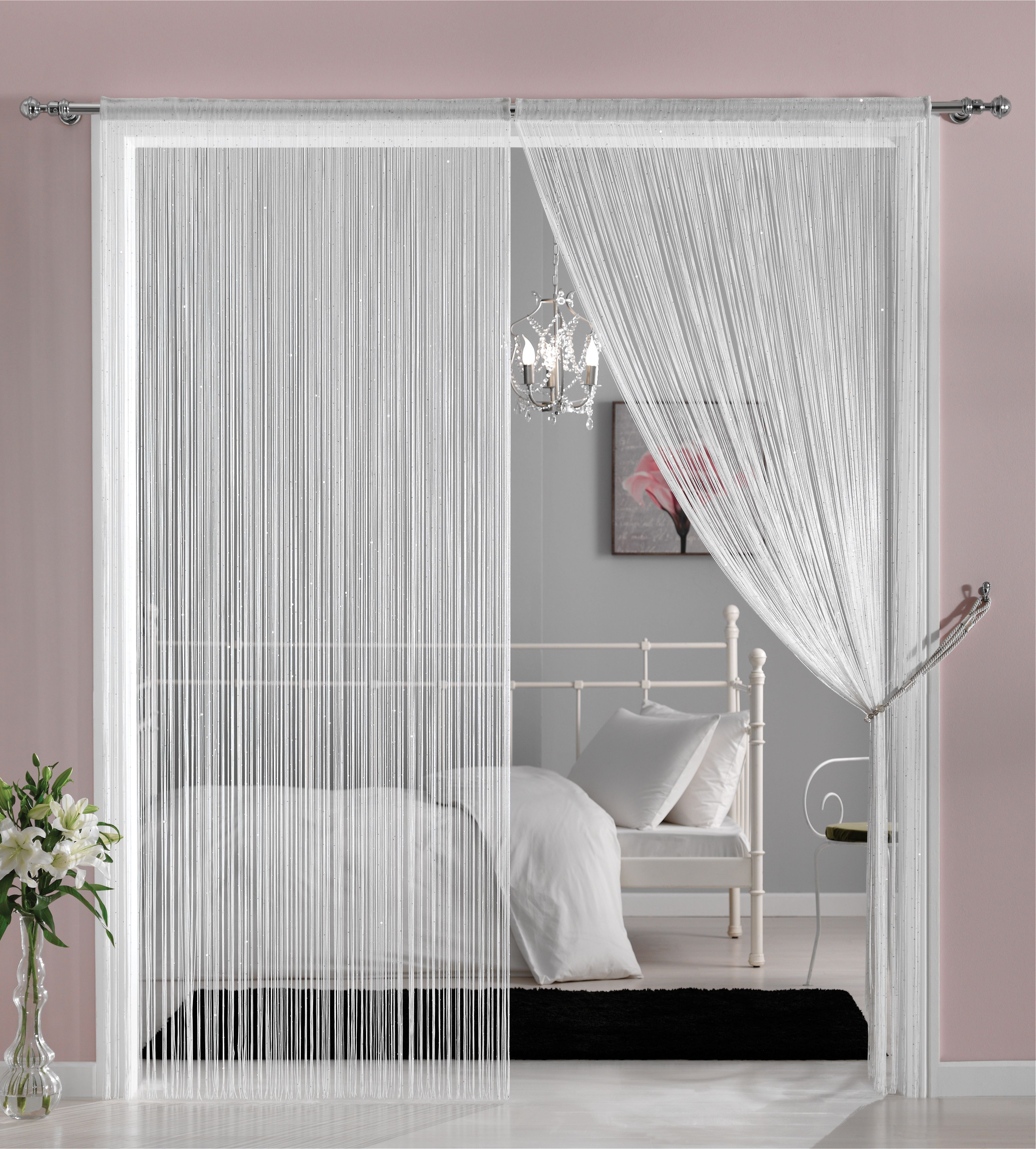 Rainfall String Curtains By Castle Trimmings Make The