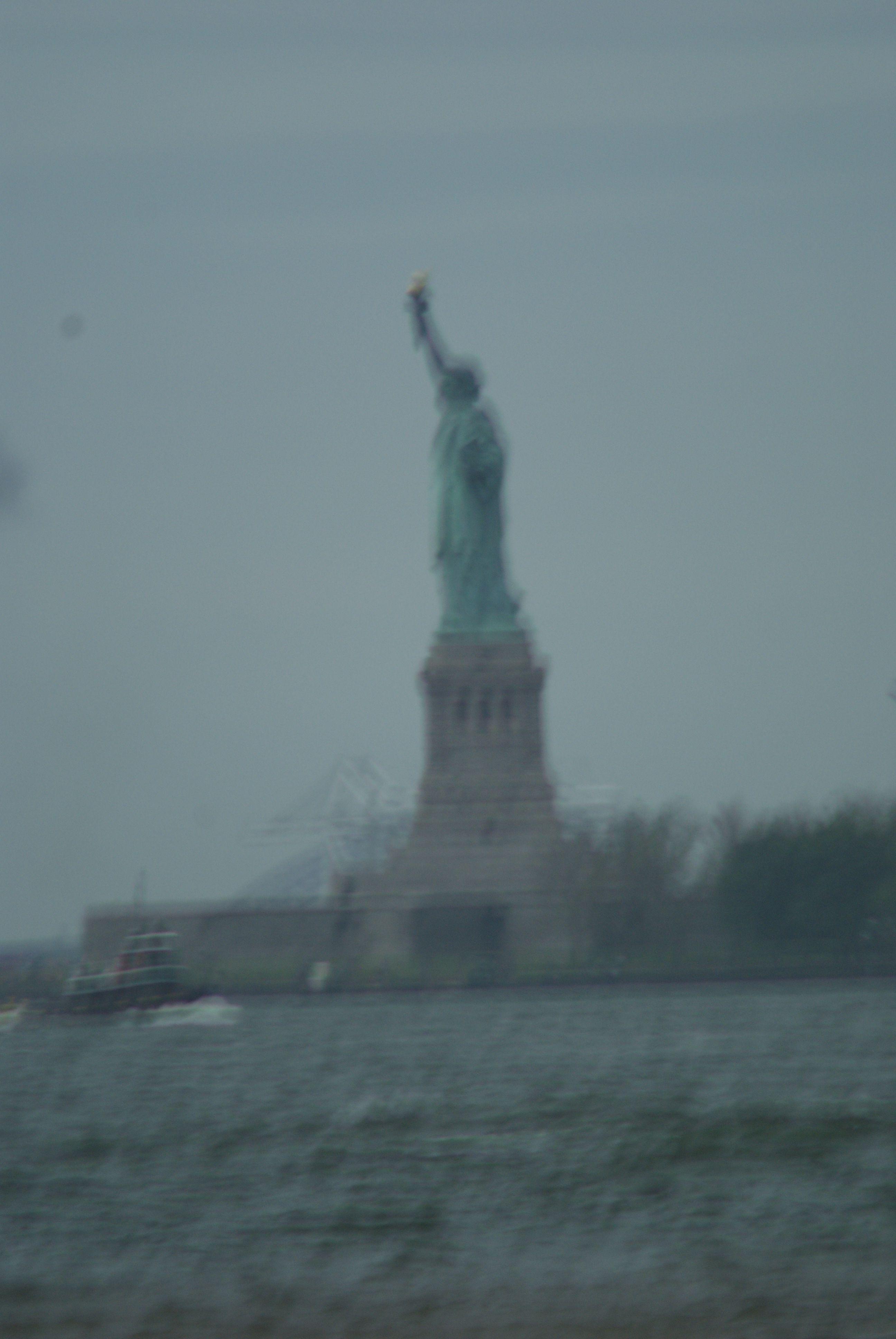 Statue of Liberty....beautiful!!!