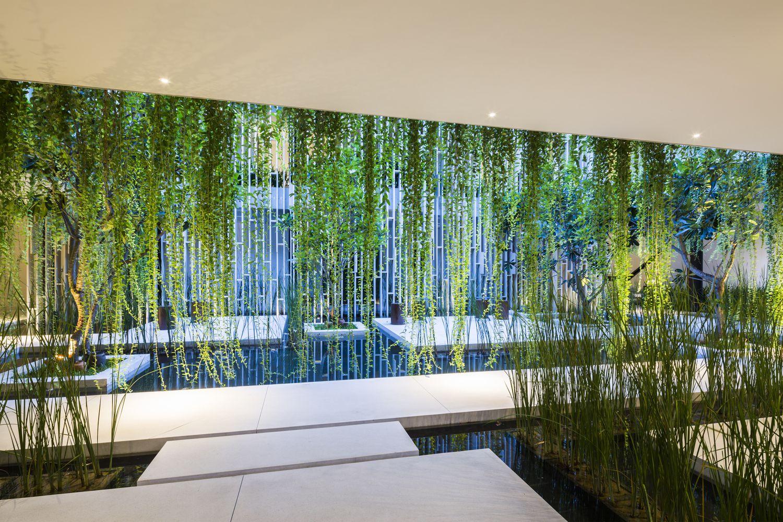Gallery of Naman Spa / MIA Design Studio - 15 | สวนสวย | Pinterest ...