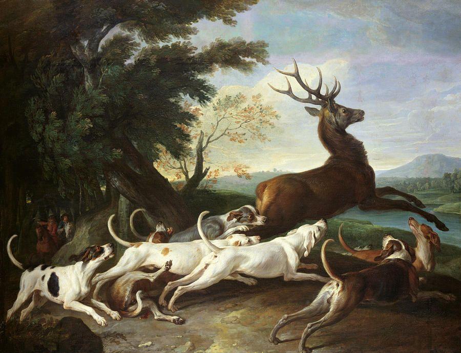 La caza del venado\