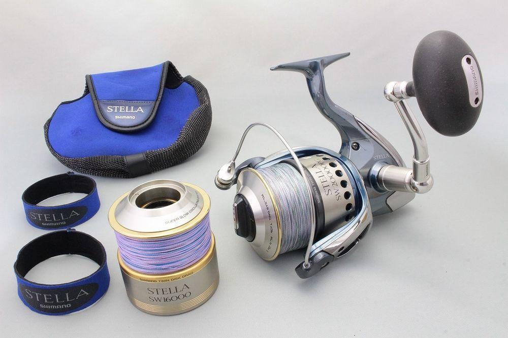 Shimano STELLA SW 20000-PG Spinning Reel #Shimano   Fishing