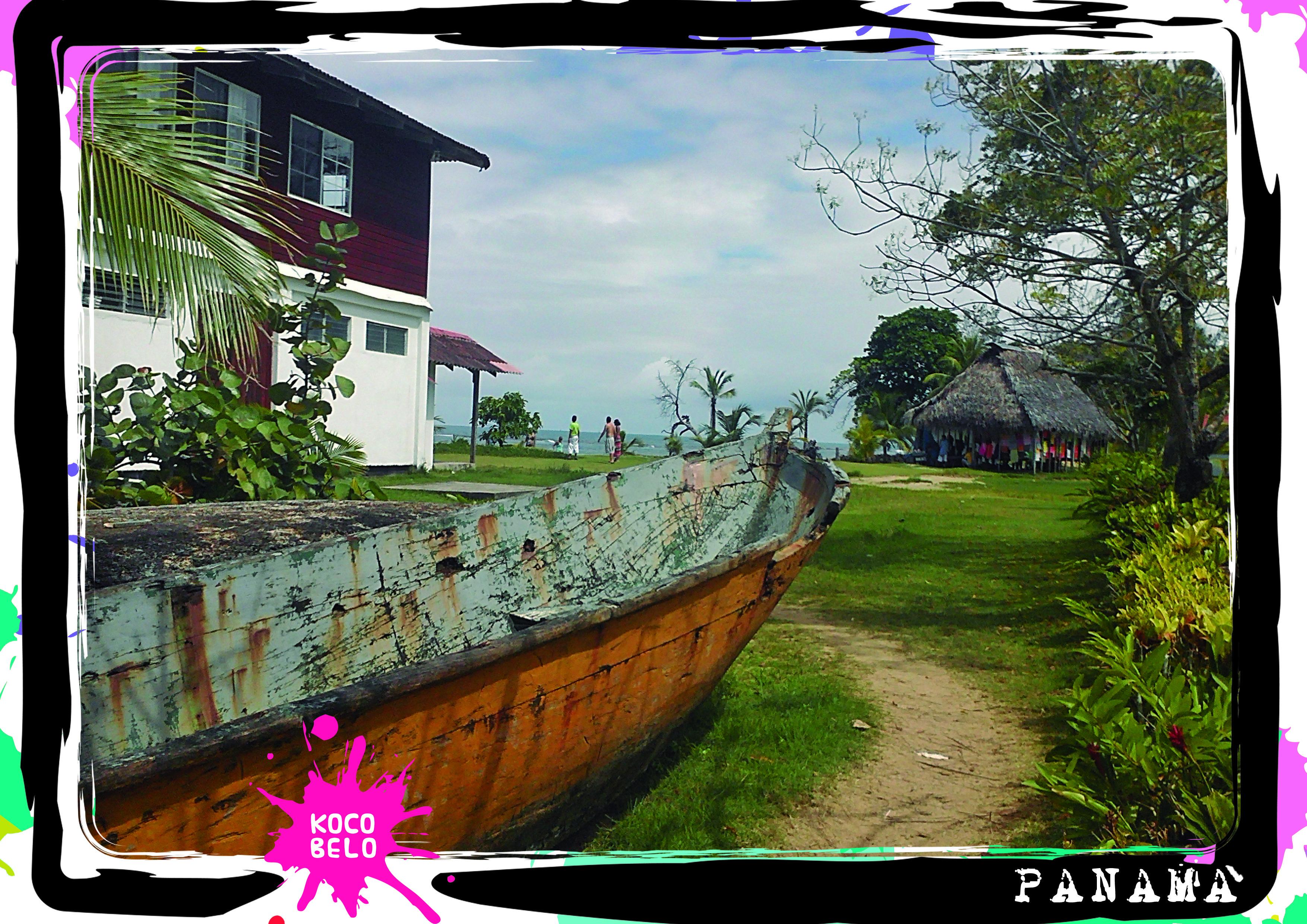Kocobelo ofrece las postales de Panama. Imagen de sueño de un paraíso. #kocobelo# https://www.facebook.com/kocobelo