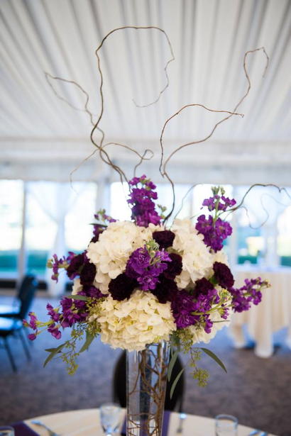Cory tyson the oregon golf club wedding floral