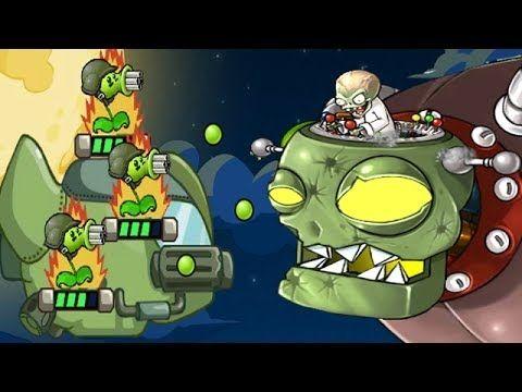 PvZ 1 Zomboss vs PvZ 2 Zomboss | Plants vs Zombies Final