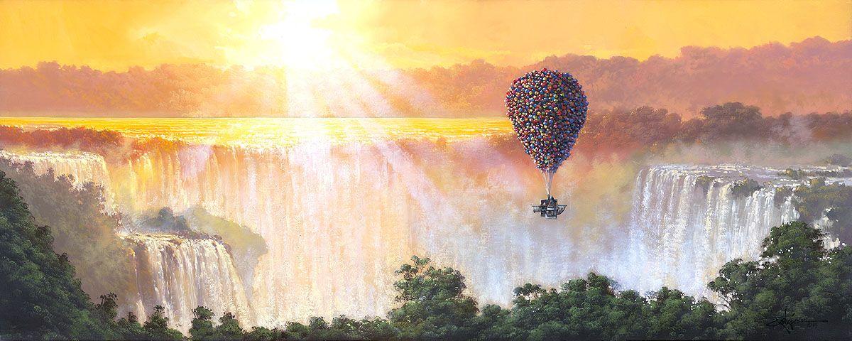 Disney artist - Rodel Gonzalez