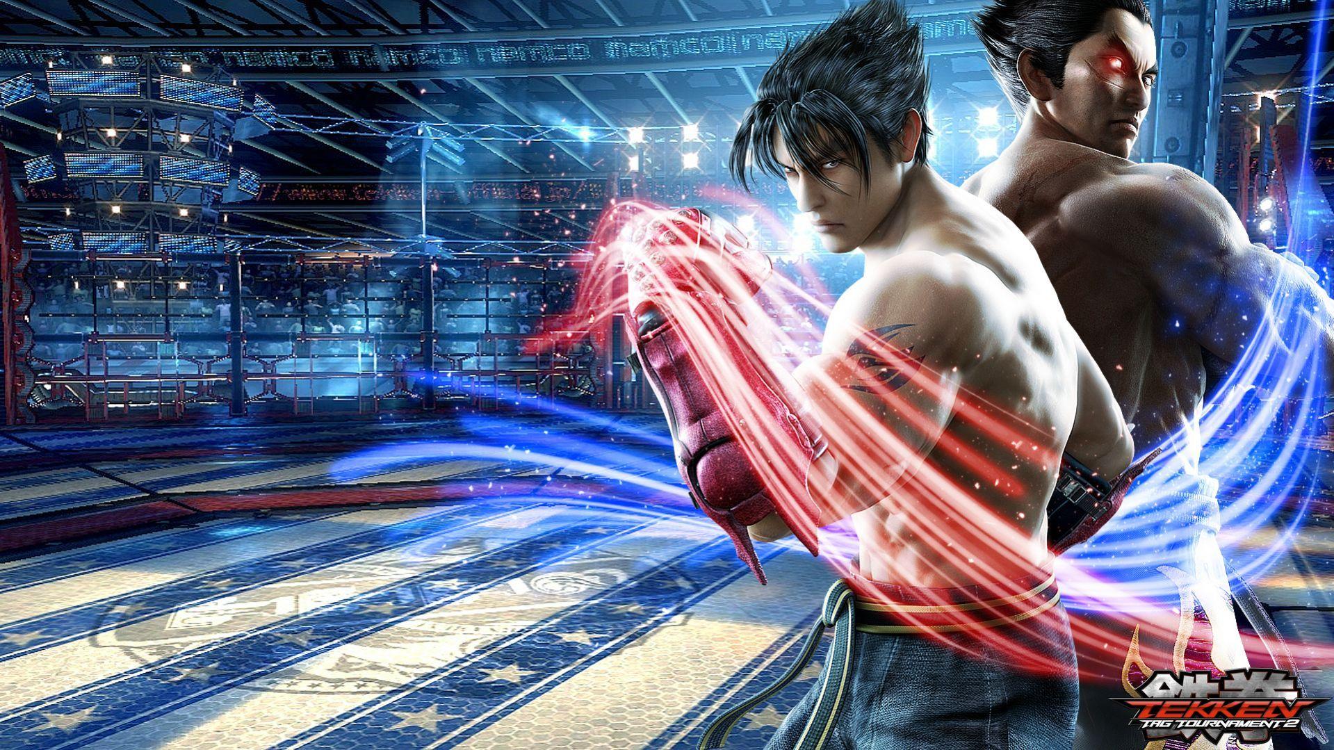 Tekken Tag Tournament Lars Wallpaper By ElvinJomar On DeviantArt 900x506 2 Wallpapers 51