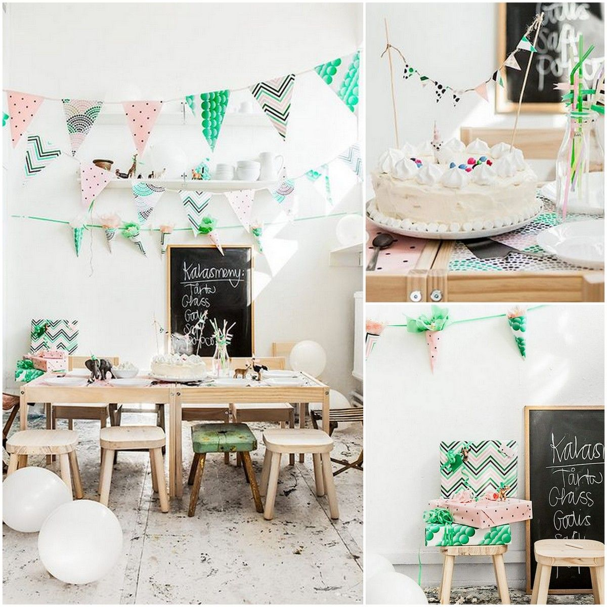 Style Report: Kids Birthday Party Inspiration and Ideas. Ikea ...