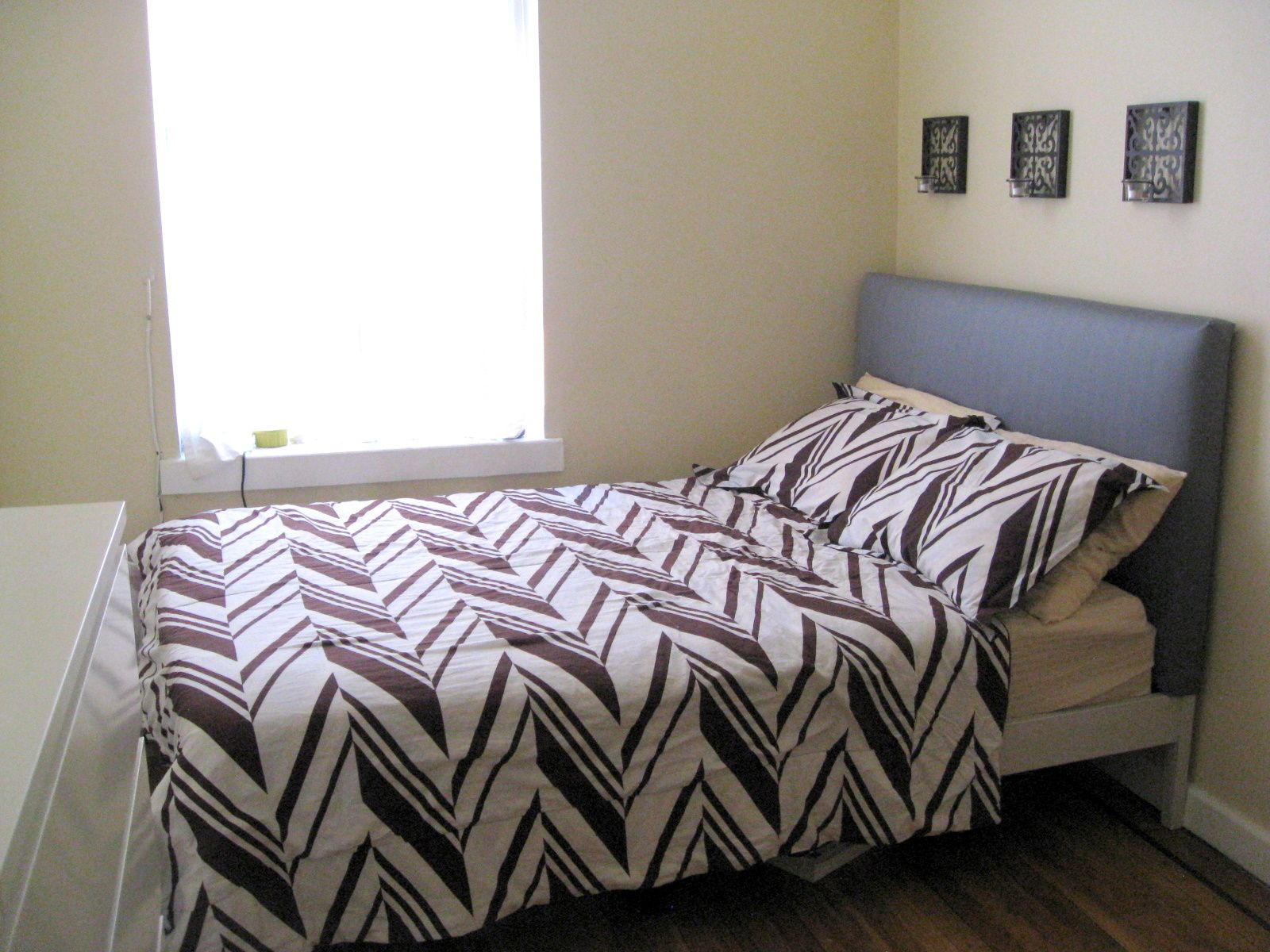 ikea FJELLSE hack $39 for twin bed DIY step by step make