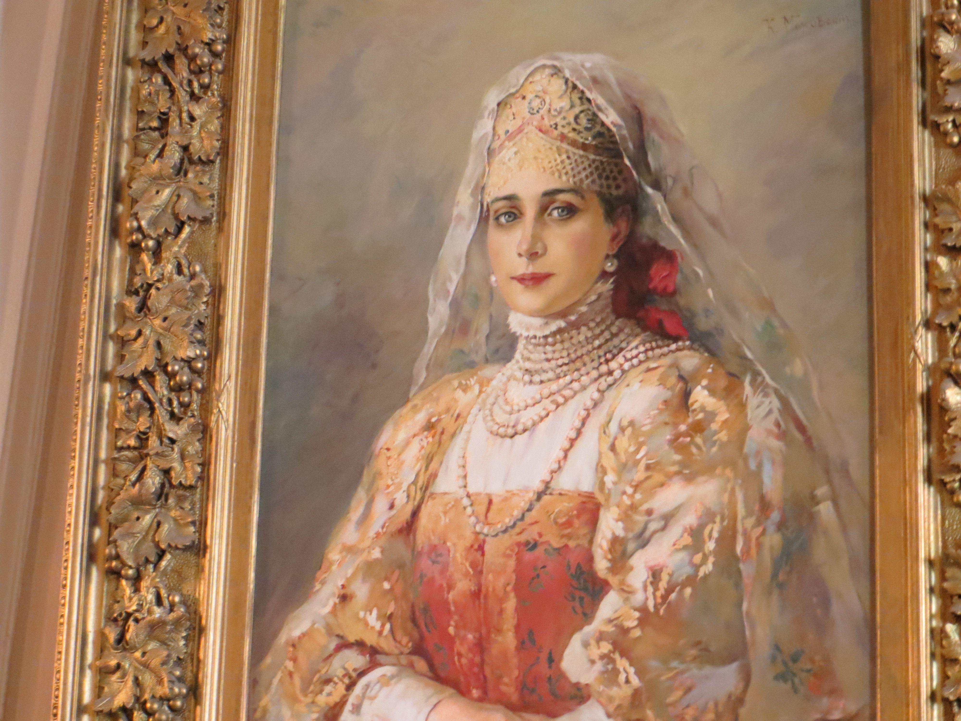 Russische Tsarina huppeldepup nr 4, wel een beauty :-)