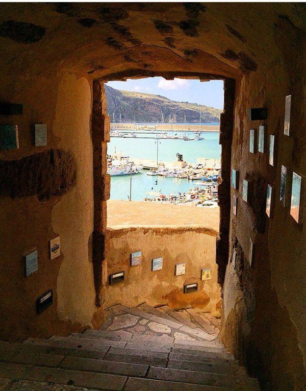 Visit Sicily (@VisitSicilyOP) Scorci di #Sicilia #Castellamaredelgolfo ph Simona Liuzzo #springinsicily #yummysicily
