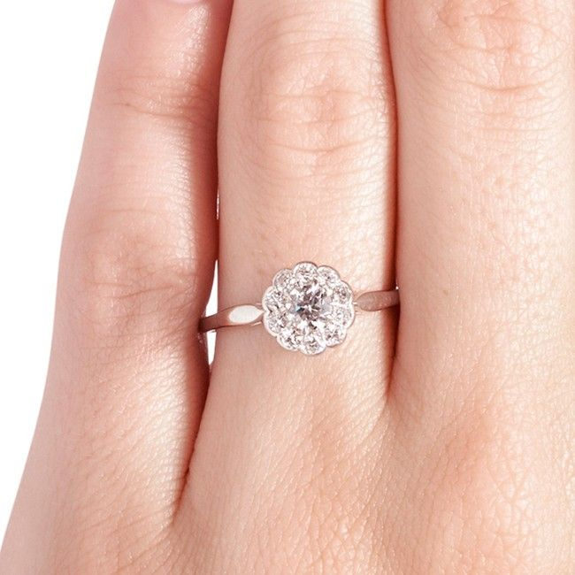 Pin By Katie Dawson On Engagement Rings In 2018 Pinterest