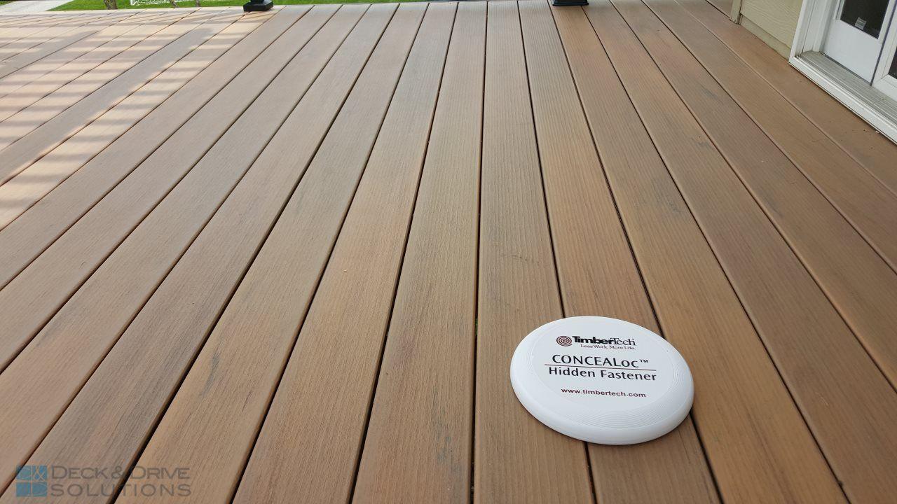Timbertech Legacy Tigerwood Timbertech Deck With Pergola Deck Builders
