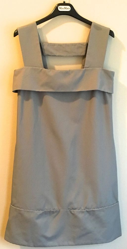 MaxMara grey dress, size 6, Free Shipping  | eBay