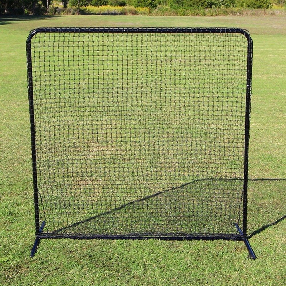Cimarron Sports 7x7 No 42 Knotted Twine Fielder Net Only In 2019 Hitting Net Softball Pitching Machine Batting Tee