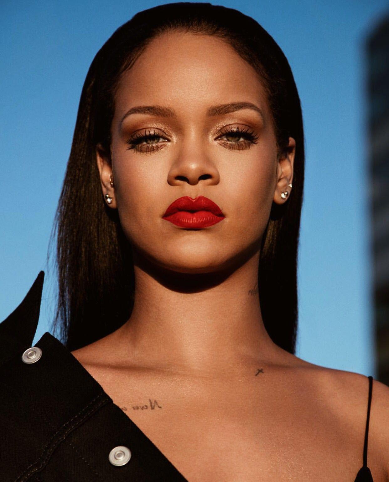 Pin by elly ☀️ burds on beautiful people. Rihanna fenty