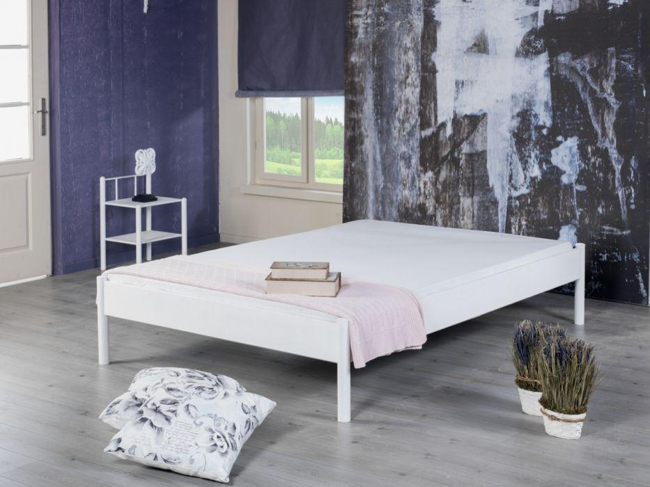 Goedkoop Metalen Bed.Sterke Constructie Goedkoop Metalen Bed 2 Persoonsbed 4