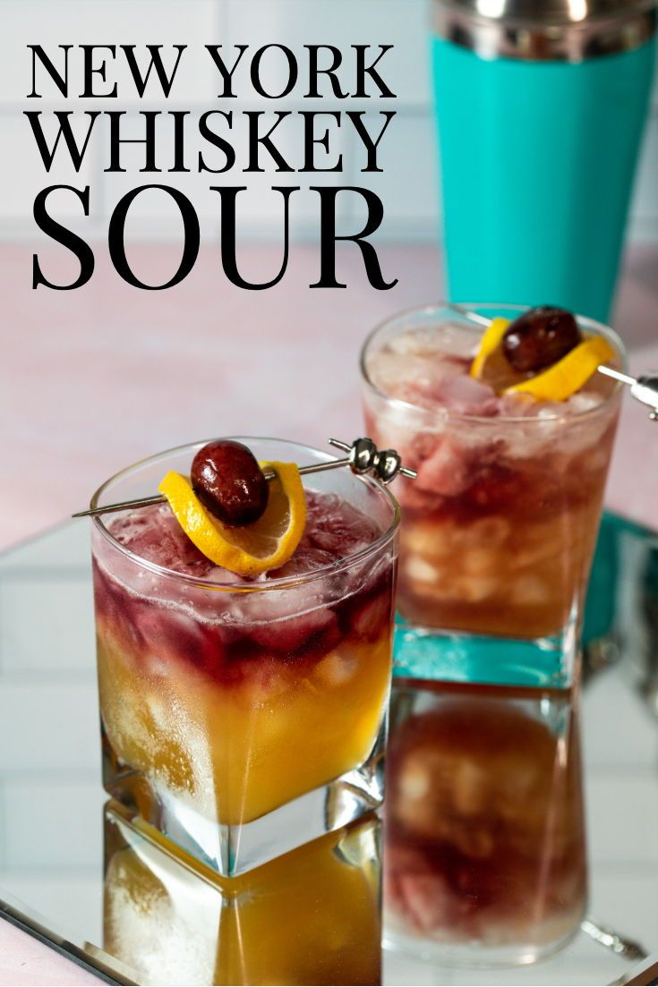 Photo of New York Sour