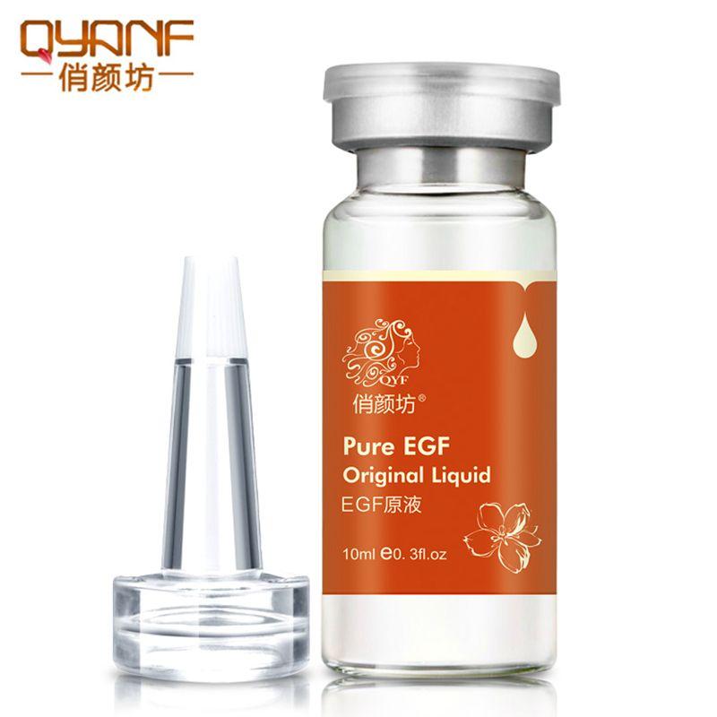 Per la Pelle Sensibile EGF Liquido Originale Riparare la Pelle Danneggiata Rimuovere Acne Sbiadire Spot Anti-aging Anti-rughe Senza Età Crema Per il viso