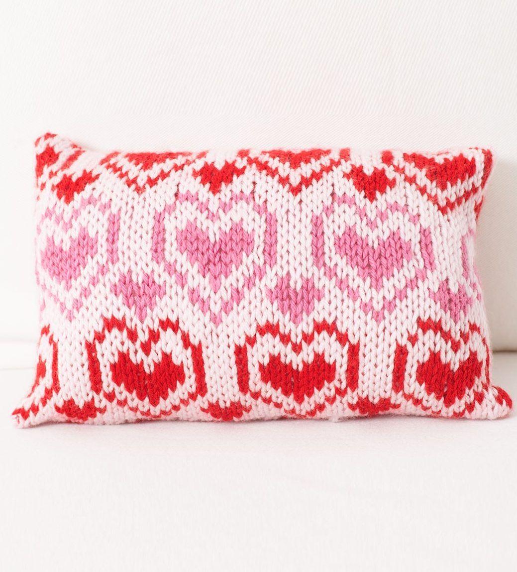 Heart Knitting Patterns Heart Knitting Patterns