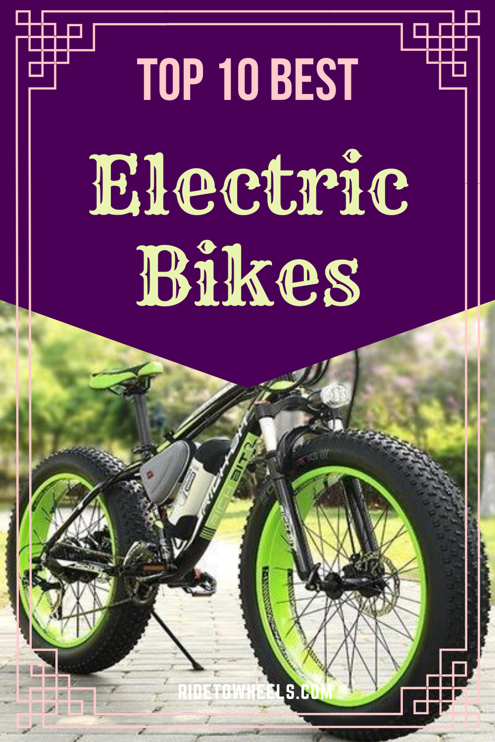 10 Best Electric Bikes Under 1000 With Images Best Electric