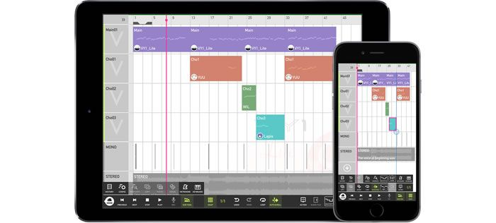 VOCALOID app「Mobile VOCALOID Editor」 for iPhone/iPad | iOS
