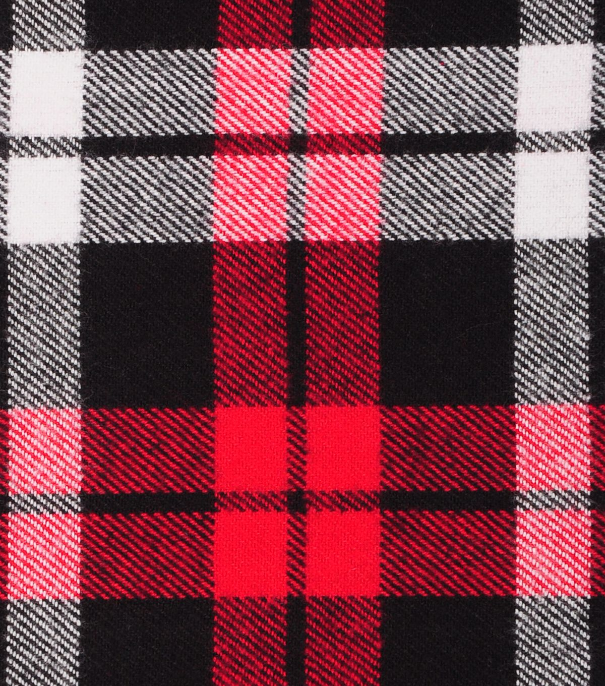 Plaiditudes Brushed Cotton Fabric Red White Black Square Plaid Fabric Red And Black Plaid Native American Quilt