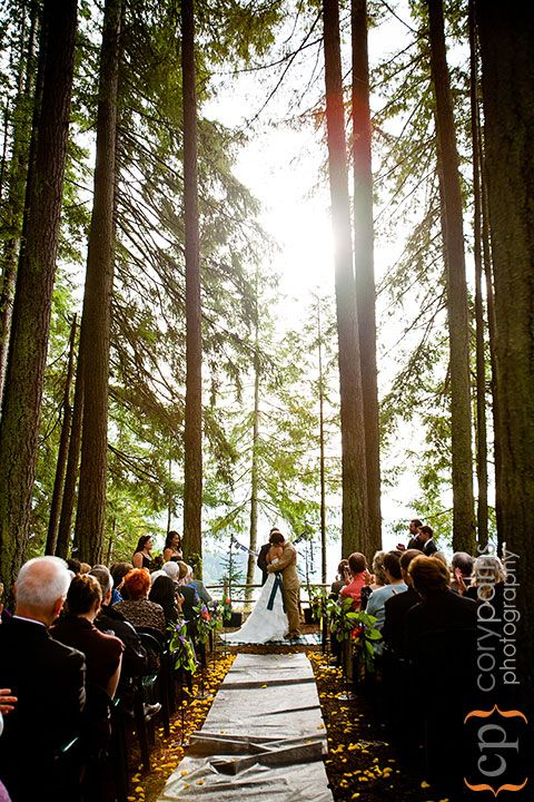 Kitsap Memorial State Park Wedding.Kitsap Memorial Park Wedding Seattle Wedding Venues In