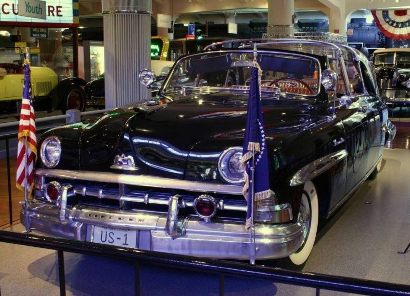 1950 Lincoln Presidential Limousine