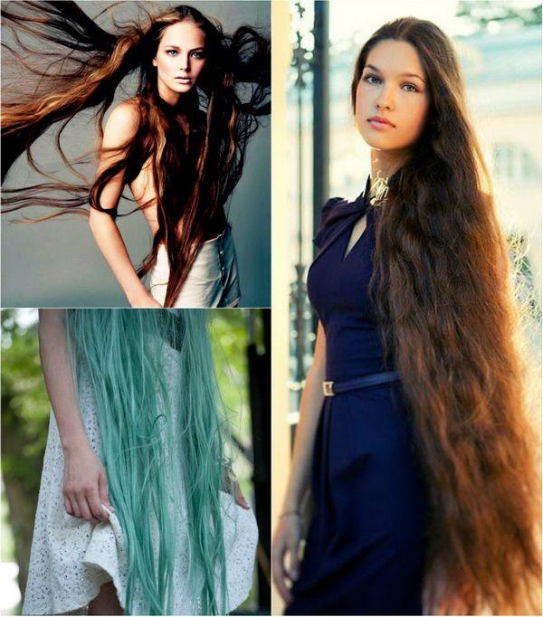 Rapunzel super long hair style | Long Hair | Long hair ...