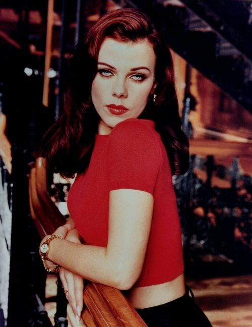 debi mazar birthday