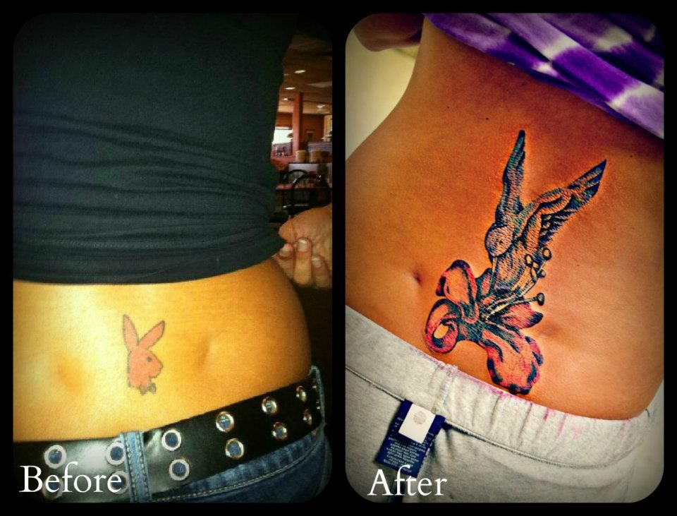 Sam's Before and After 8)