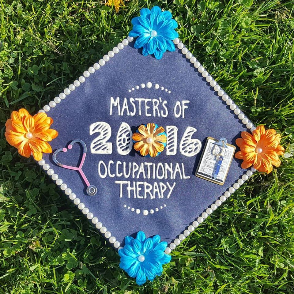Bright idea 4 physical therapy - Graduation Ideas