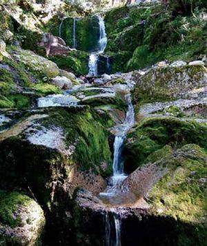 #waterfall Arroyo La Pulsera (Bracelet stream), Argentina