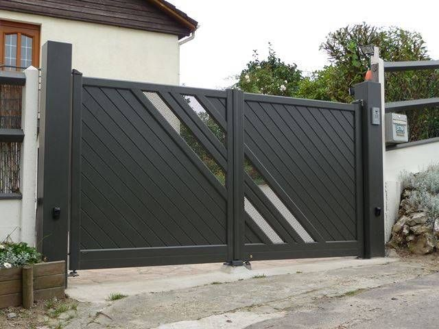 Pin By Paul Moyikwa On Gates With Images Front Gate Design