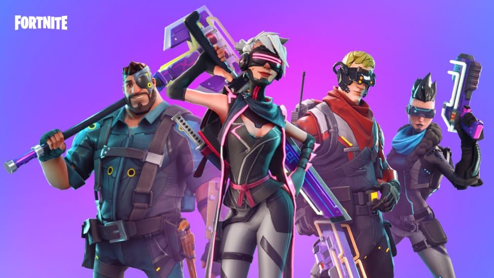 Video Shows Fortnite For Android On Samsung's Galaxy S9 Plus