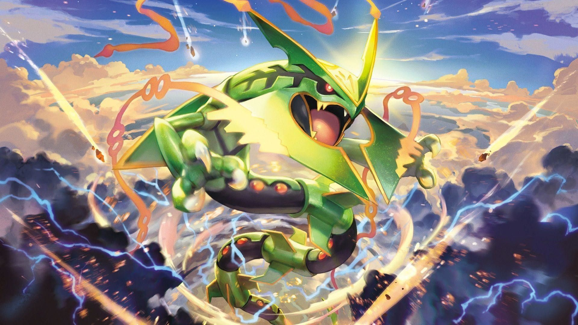 1920x1080 Pokemon Mega Rayquaza Wallpaper Pokemon Mega Rayquaza Wallpapers Pokemon Rayquaza Rayquaza Wallpaper Cool Pokemon Wallpapers