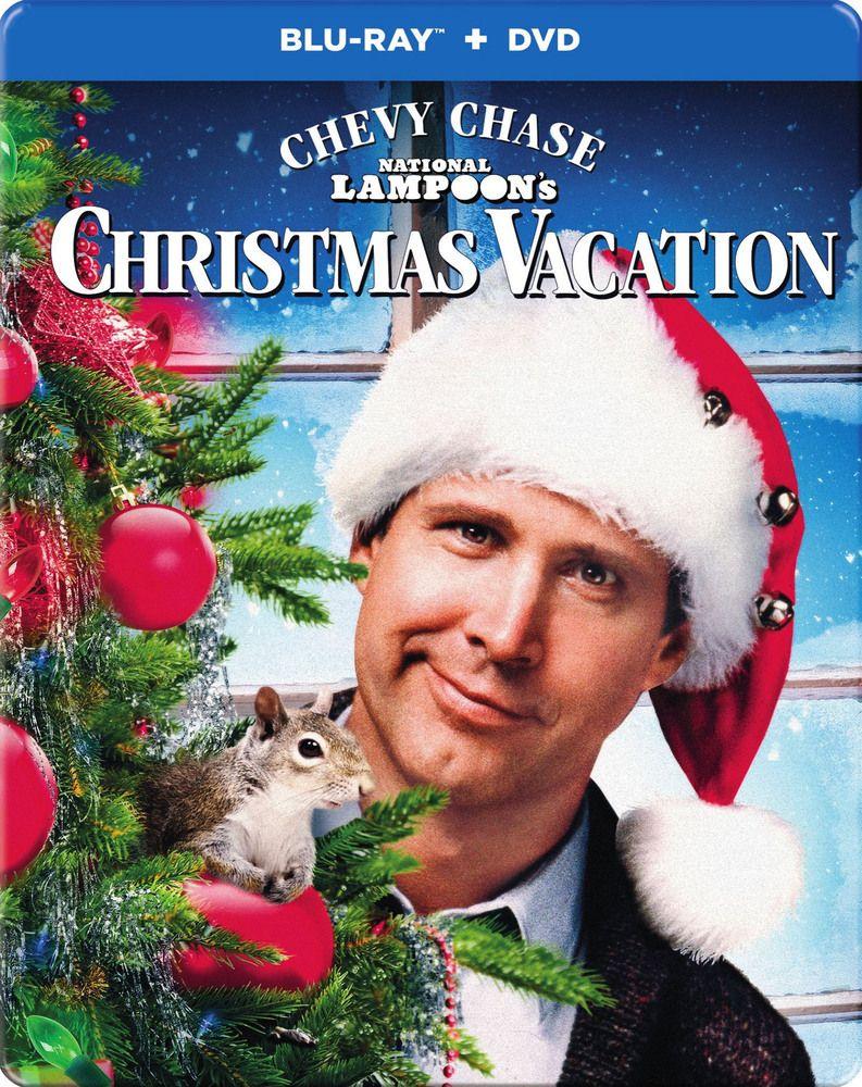 National Lampoon's Christmas Vacation [Blu-ray/DVD