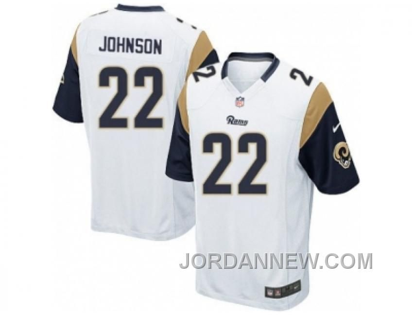 Trumaine Johnson NFL Jersey