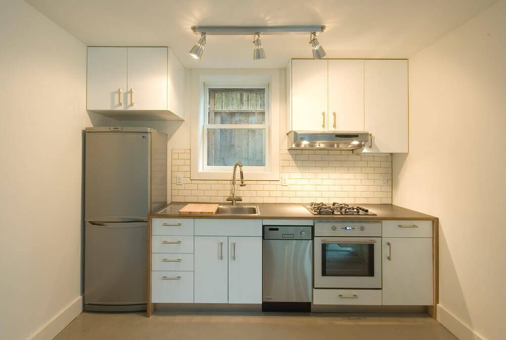 Best 45 Insanely Clever Ways To Improve Your Small Kitchen 400 x 300