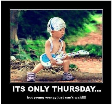Thursday Meme Thursday Meme Work Humor Friends Funny